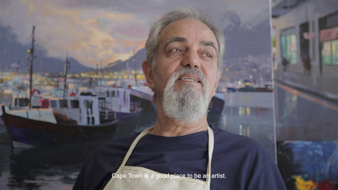 Interview with artist Nasser Zadeh for Cape Etc Magazine