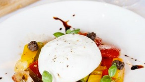 ARTICLE: 10 Restaurants for a Fun Vegetarian Dinner Date for Valentine's Day in Calgary