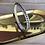 Thumbnail: Bracelet beige strass