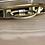 Thumbnail: Bracelet beige effet croco