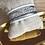 Thumbnail: Bracelet blanc et argent en cuir