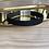 Thumbnail: Bracelet noir large