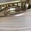 Thumbnail: Bracelet beige rosé et argenté