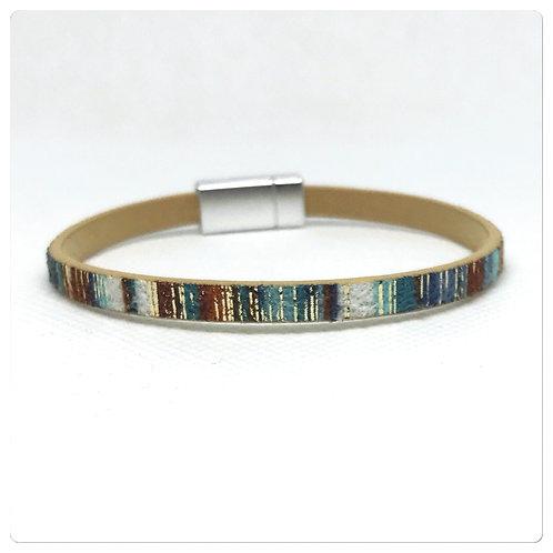Bracelet Cuir Fin Leila