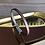 Thumbnail: Bracelet cuir beige