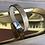 Thumbnail: Bracelet beige métallisé