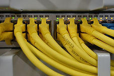 Network port switch