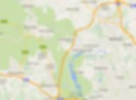 Local Map -Rickmansworth & Surrounding Area