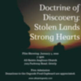 Doctrine of Discovery_ Stolen Lands Stro