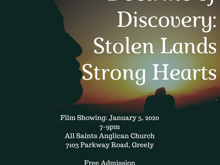Film Showing: Doctrine of Discovery