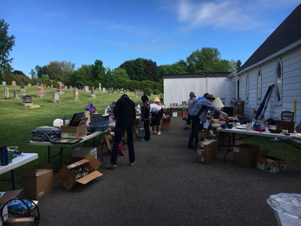 Yard Sale June 2018