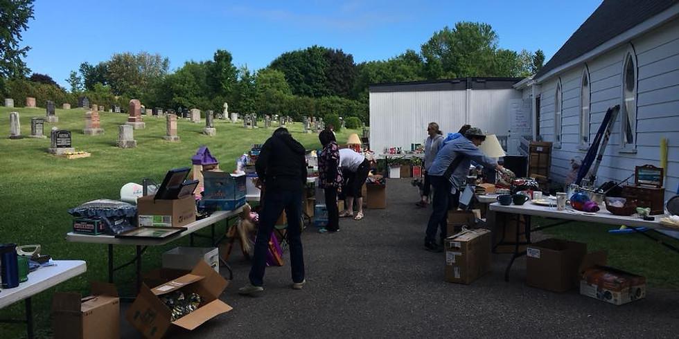 Annual Church Yard Sale