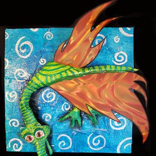 Resplendent  Dragon