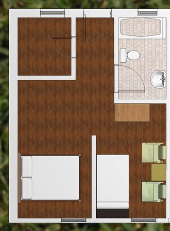 Room 3 - Junior Suite