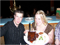 Michael and Jody