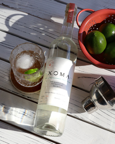 Summer Cocktail with Drink Xoma