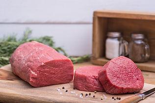 Eye round steak - Grassfed Angus