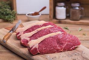 Striploin steak - Grassfed Angus