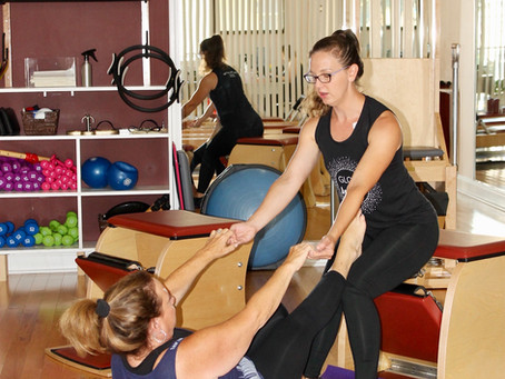How to start Pilates