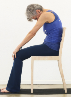 3 Stretches to do While Sitting at Your Desk