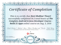Complete Java and Android Course