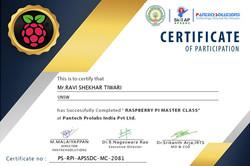 Raspberry Pi Masterclass