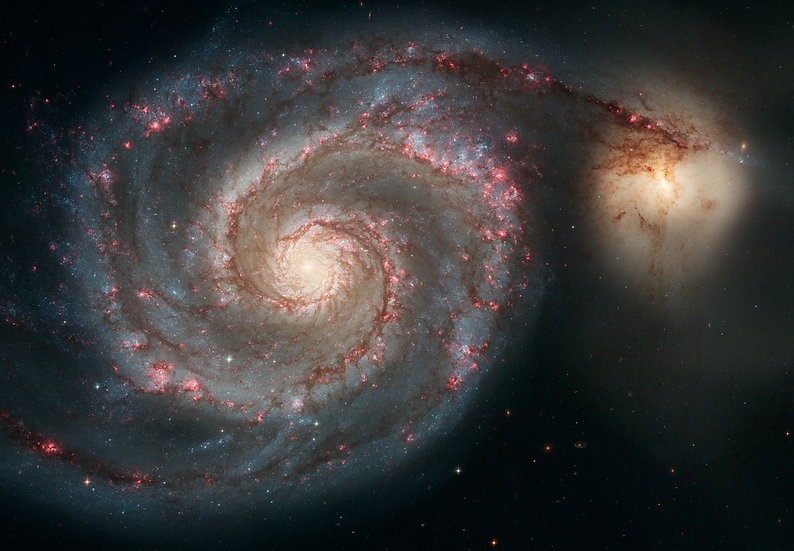 M51 Galaxy - Contact for size/prices
