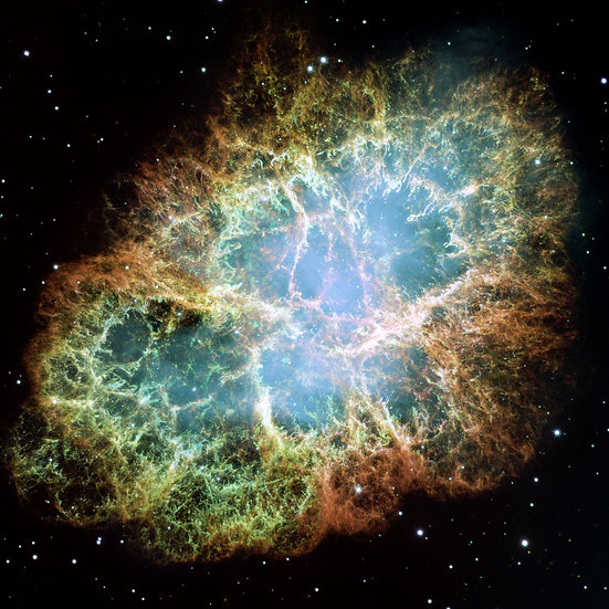 Crab Nebula - Contact for size/prices