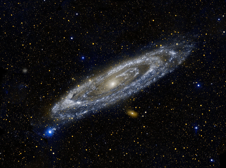 Andromeda Galaxy - Contact for size/prices