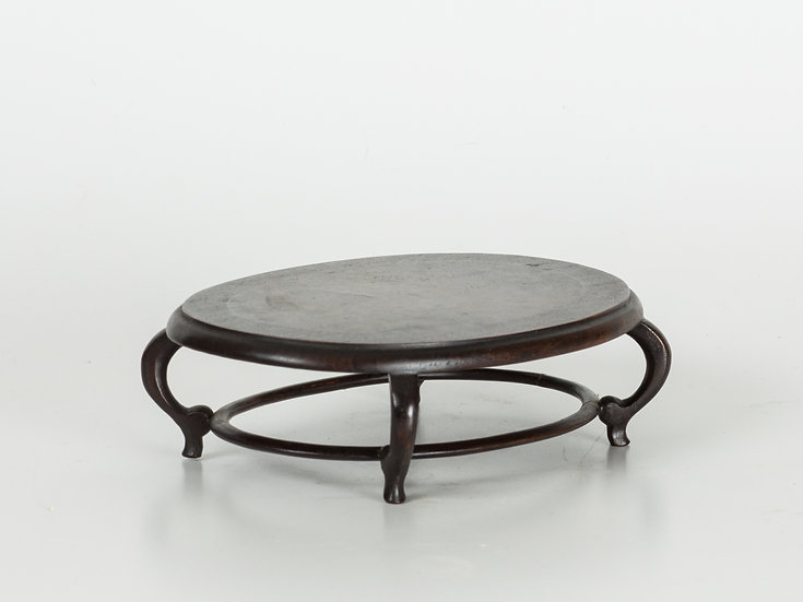 Oval Japanese Stand