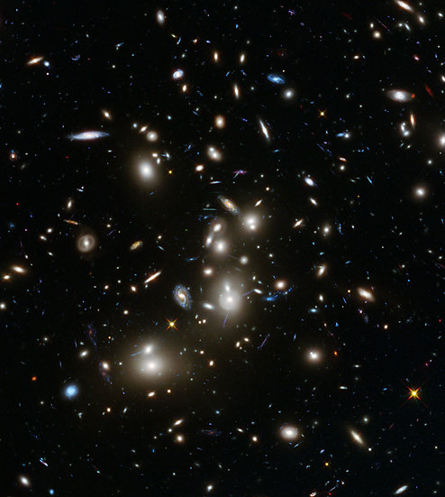 Abell Dozens of Galaxies - Contact for size/prices
