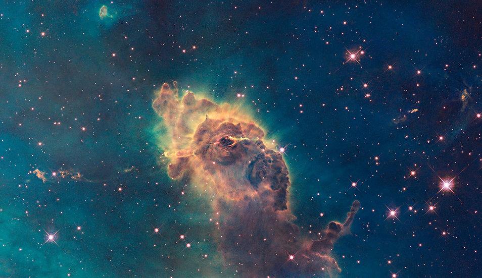Carina Nebula Closeup - Contact for size/prices