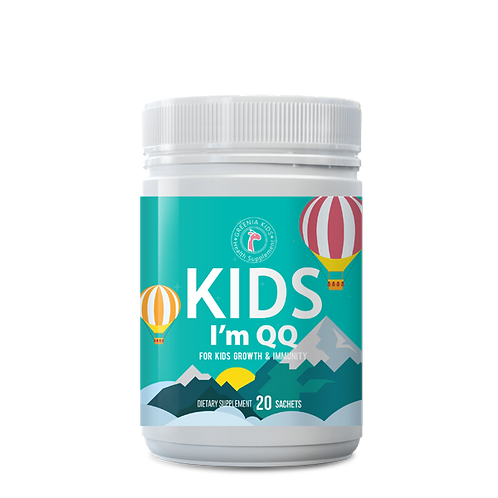 I AM QQ 'KID'S GROWTH SUPPLEMENT'