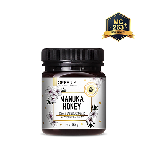 [GREENIA] MANUKA HONEY MG263+(UMF10+) 250 G