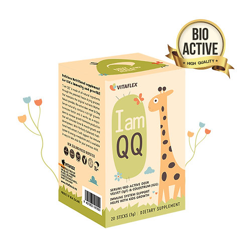 I  AM QQ