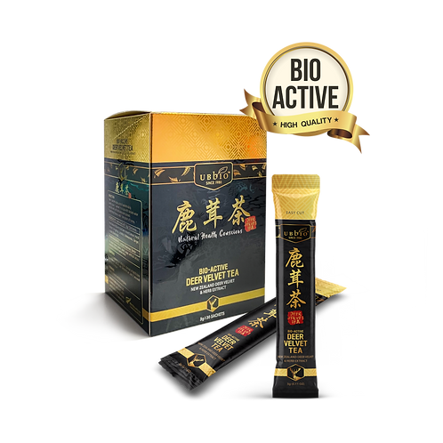 Bio-Active DEER VELVET TEA (YONG CHA)