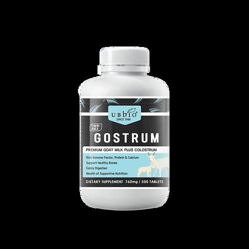 [UBBIO] Gostrum (Goat Milk+Colostrum)