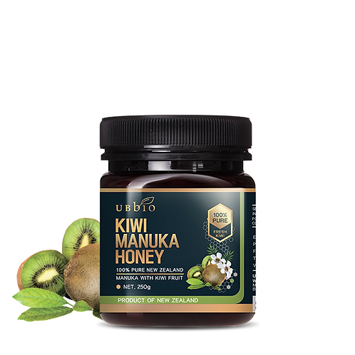 [UBBIO] MANUKA KIWI HONEY 250 G