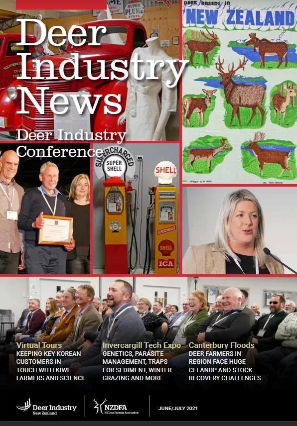 UB bio 带你去看新西兰鹿业局(DINZ)7月报刊