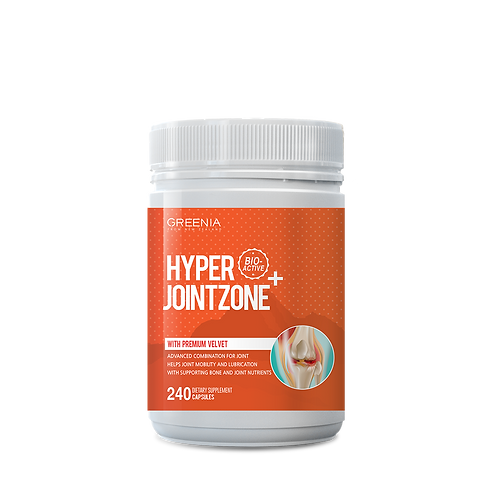 HYPER JOINT PLUS 'NATURAL PAIN RELIEF' 240 CAPSULES