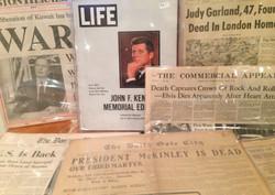 Historic Newspapers & Magazines