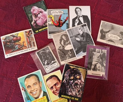 1960's Non-Sports Trading Cards