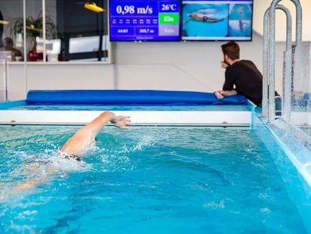 Schwimmtechnik-Analyse Schwimmkanal Horgen 16. Dezember 2018