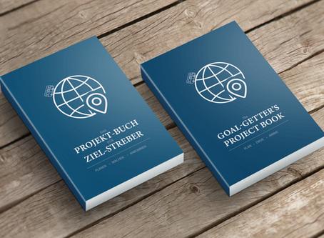 Das Projekt-Buch für Ziel-Streber