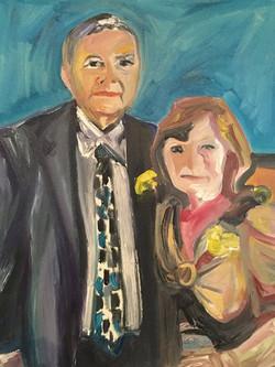 Mom and Dad McDermott.