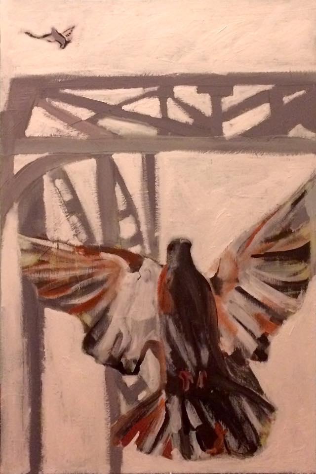 Pigeons of Badley Bridge