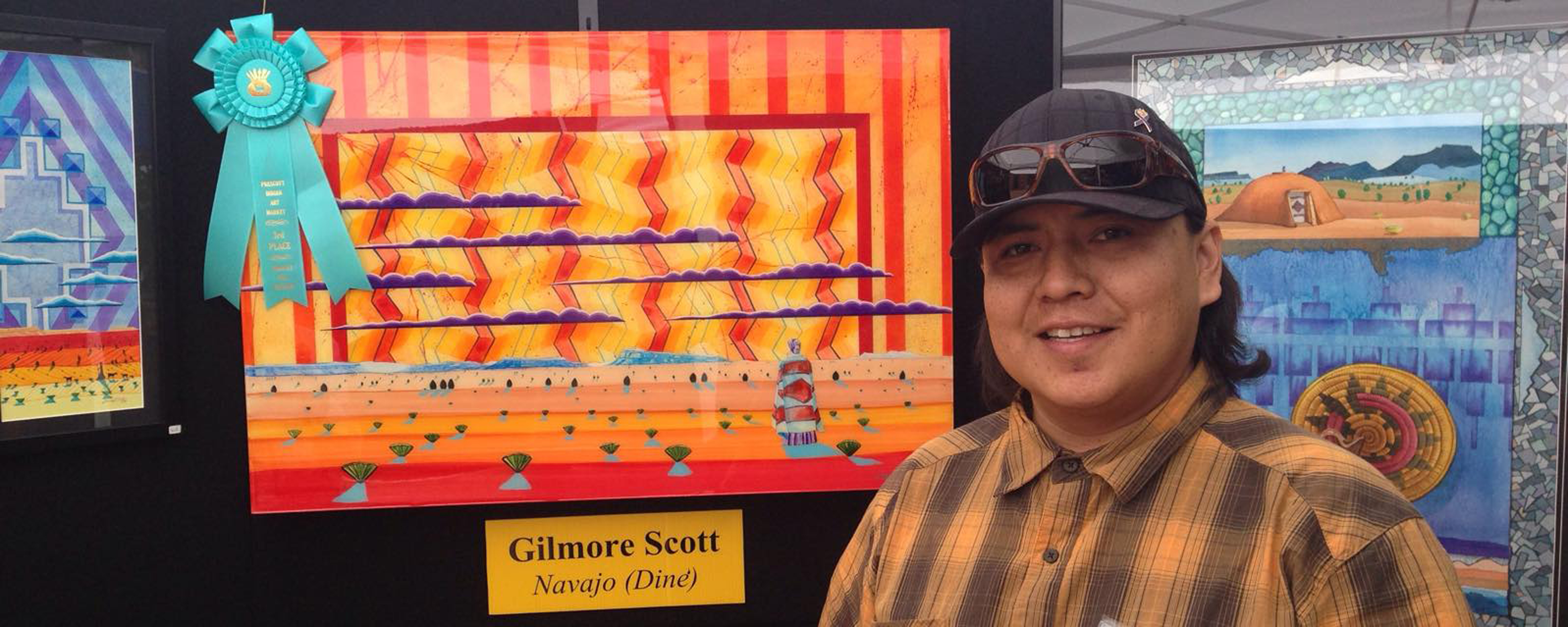 Gilmore Scott
