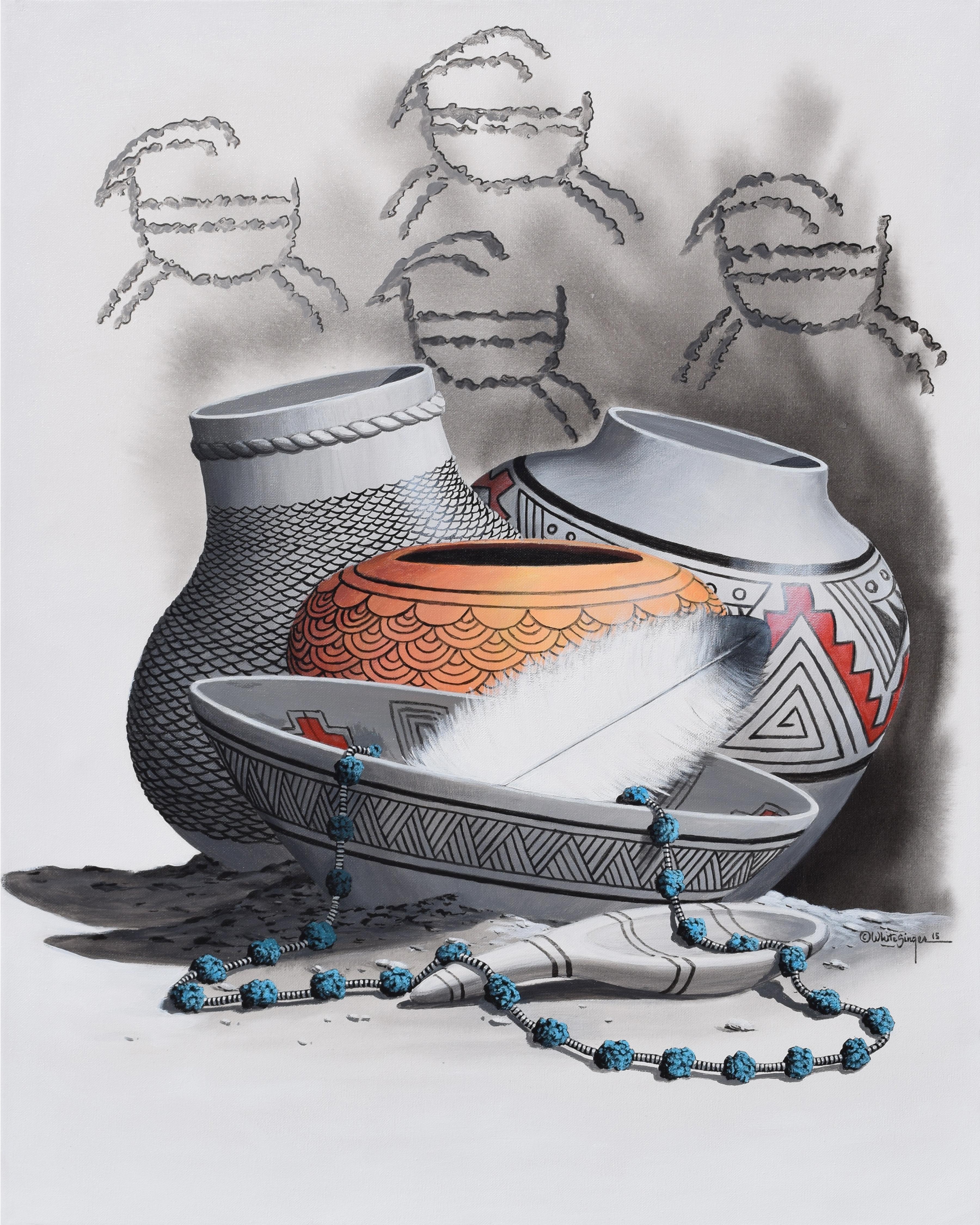 Anasazi Pottery
