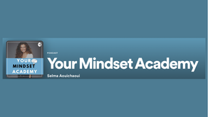 Guest appereance on THe your mindset academy podcast