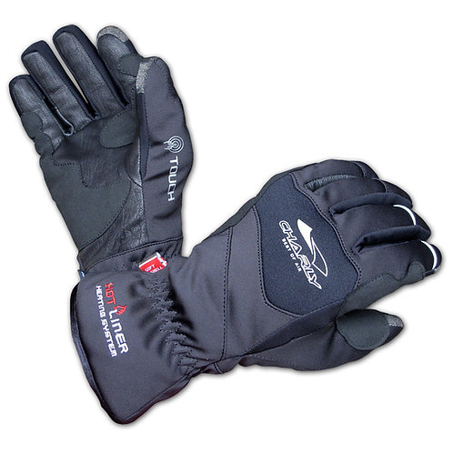 Charly Touch Leather Gloves